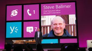 Steve Ballmer at Windows Phone 8