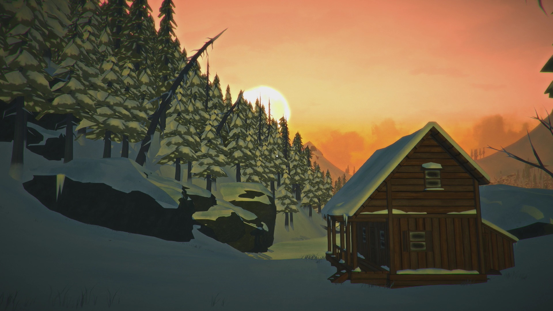 The Long Dark Hands On With Hinterland S Single Player Survival