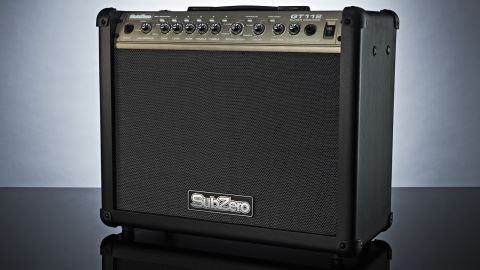 subzero gt112 60w dsp guitar amp review musicradar. Black Bedroom Furniture Sets. Home Design Ideas