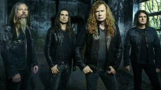 Megadeth with Chris Adler