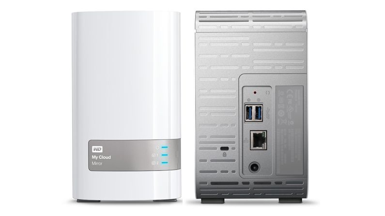 Review: WD My Cloud Mirror NAS (4TB) | Creative Bloq