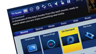 Sky unveils new look EPG with on demand focus