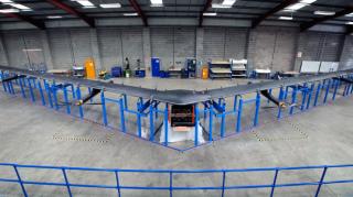 Facebook Aquila plane