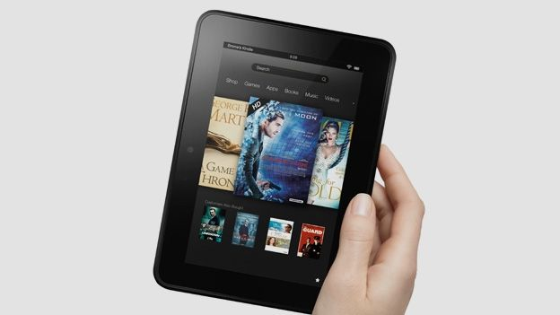 Kindle Vs Sony Reader: Amazon Kindle Fire HD Review
