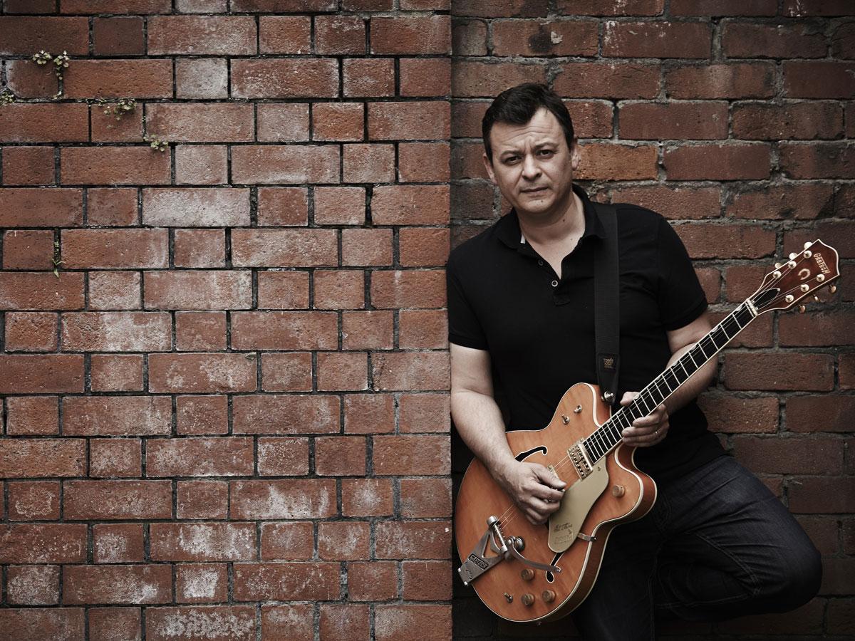 James Dean Bradfield's guitar collection | MusicRadar