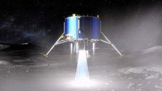 Journey to the Moon: Designing a Lunar Lander Mission