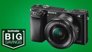 Sony A6000 Black Friday sales