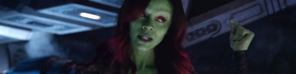 Infinity War Gamora