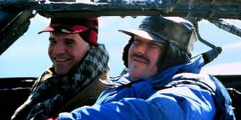 Steve Martin Has Thoughts On Whether Planes, Trains And Automobiles Should Have An Oxford Comma
