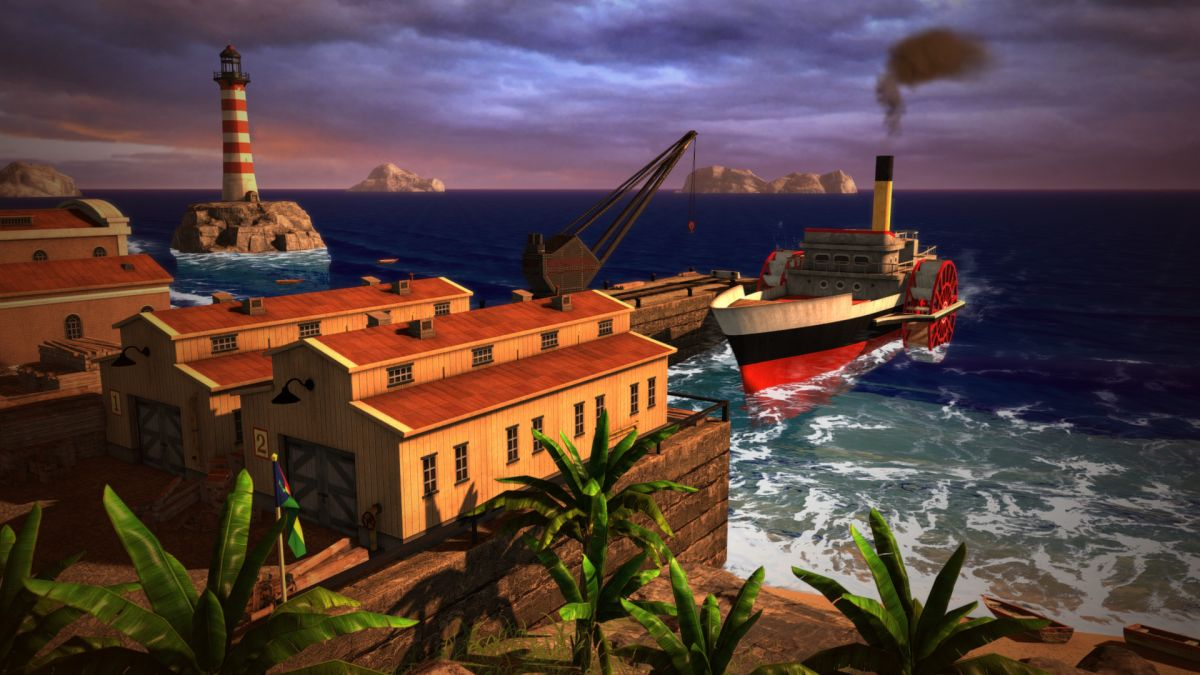 Tropico 5, Opus Magnum and six others coming to Origin Access this month
