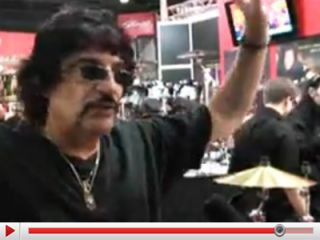 Carmine Appice: drumming legend