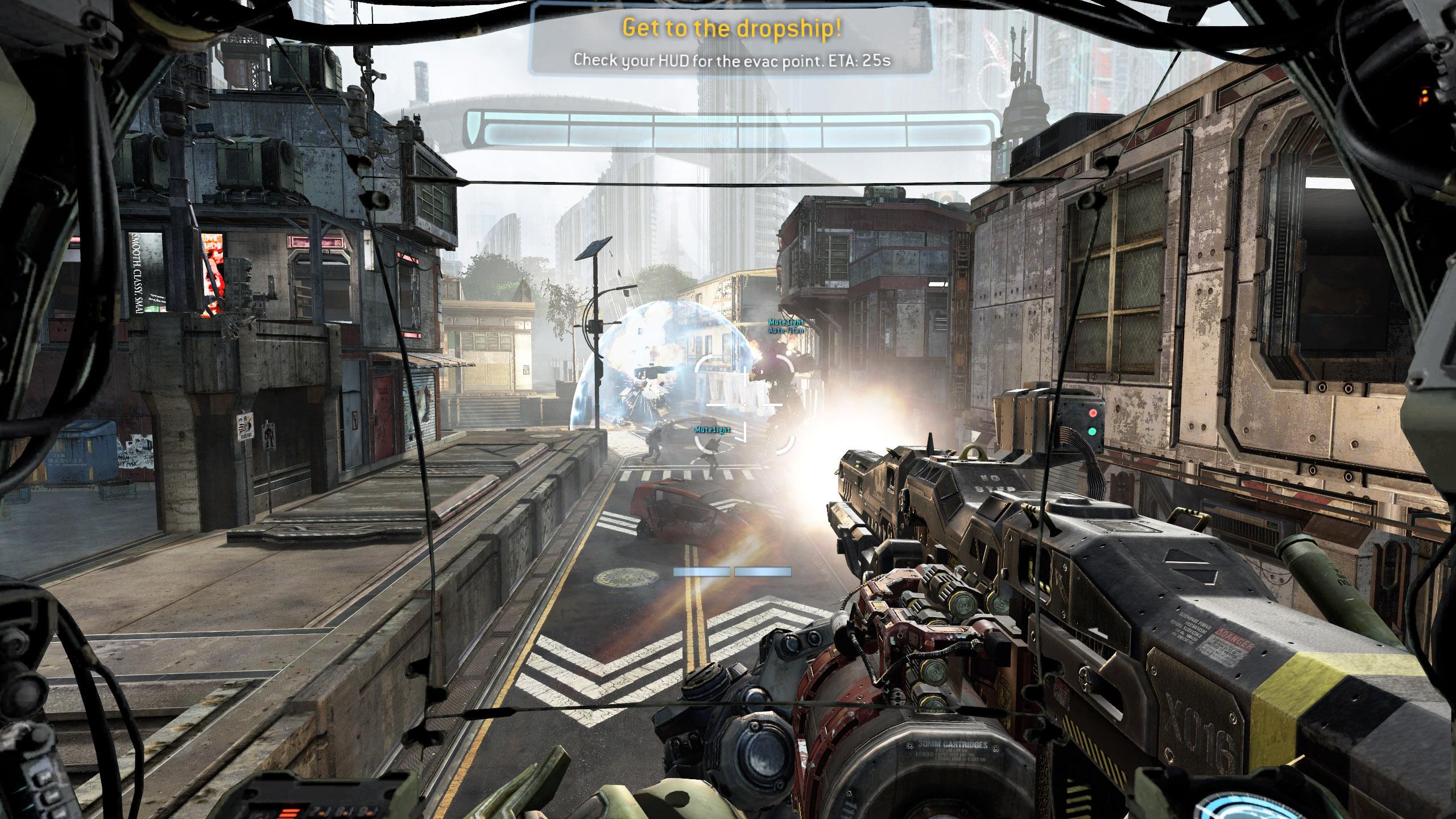 titanfall screenshots: max settings at 7680x1440 on lpc | pc gamer