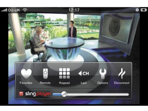 SlingPlayer Mobile (iPhone) review | TechRadar