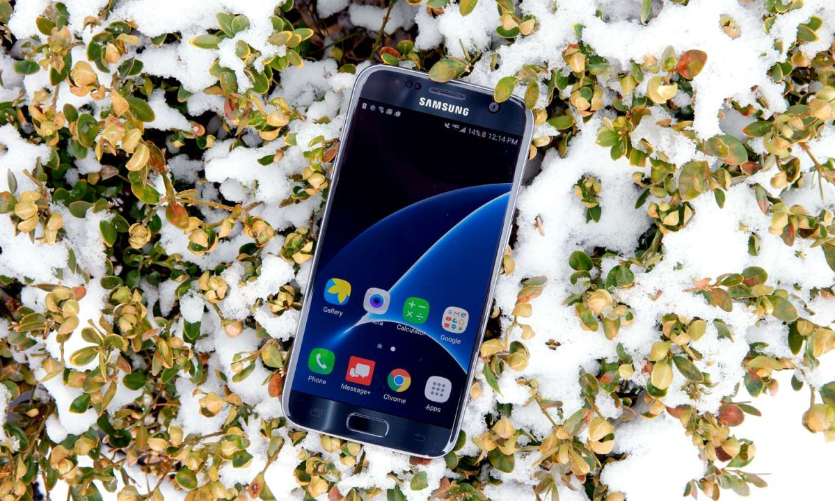 Samsung Galaxy S7 Review: Beauty and a Beast | Tom's Guide