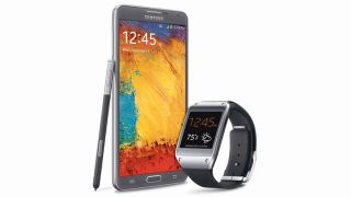 Samsung Galaxy Note 3 & Samsung Galaxy Gear
