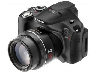 Canon PowerShot SX30 - out in October