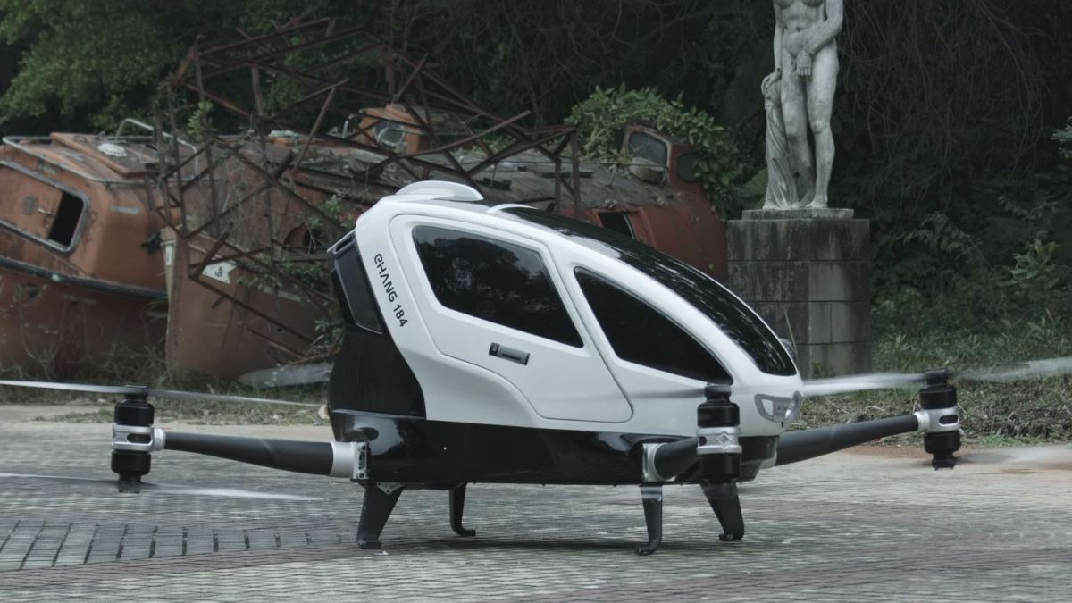 How Far Can Helicopter Cars Get