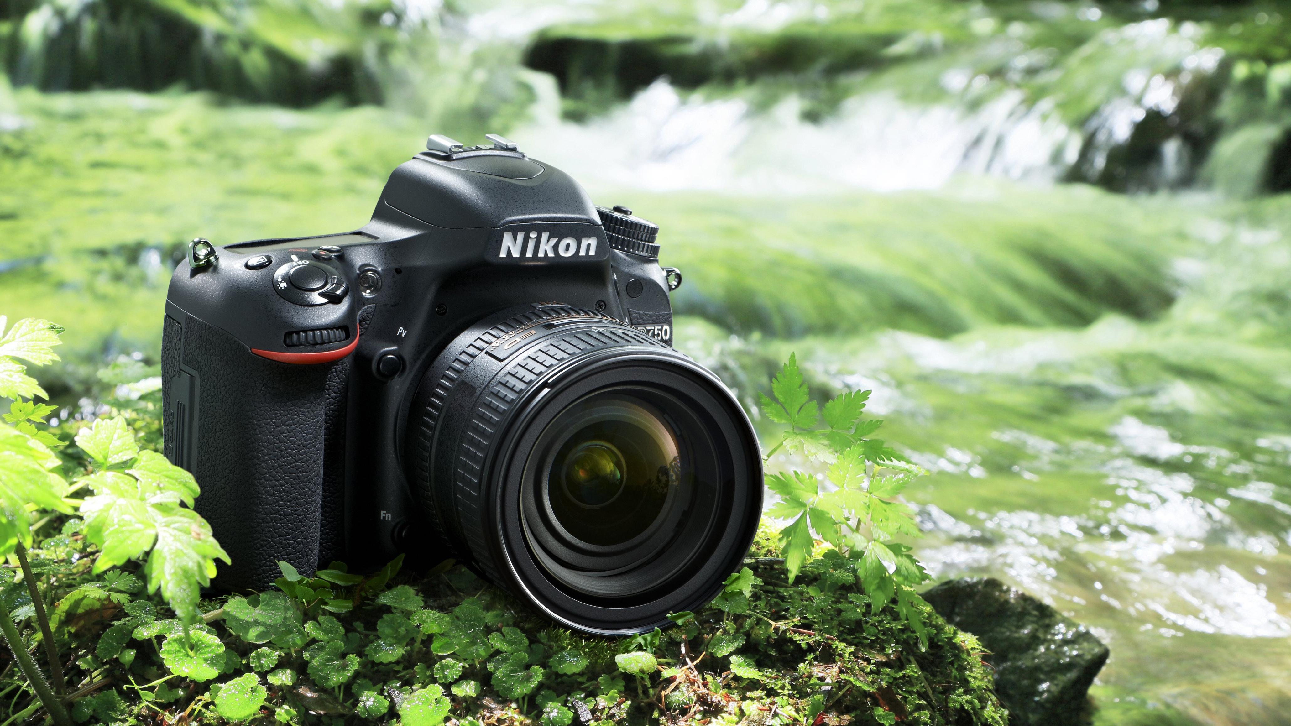 Best camera: Nikon D750