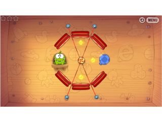 IE9 teams up with Cut The Rope