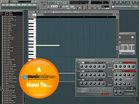 How to make a track in FL Studio 9 | MusicRadar