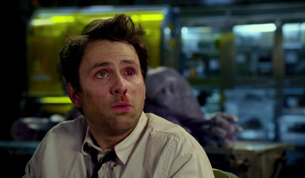 charlie day with bloody eye pacific rim