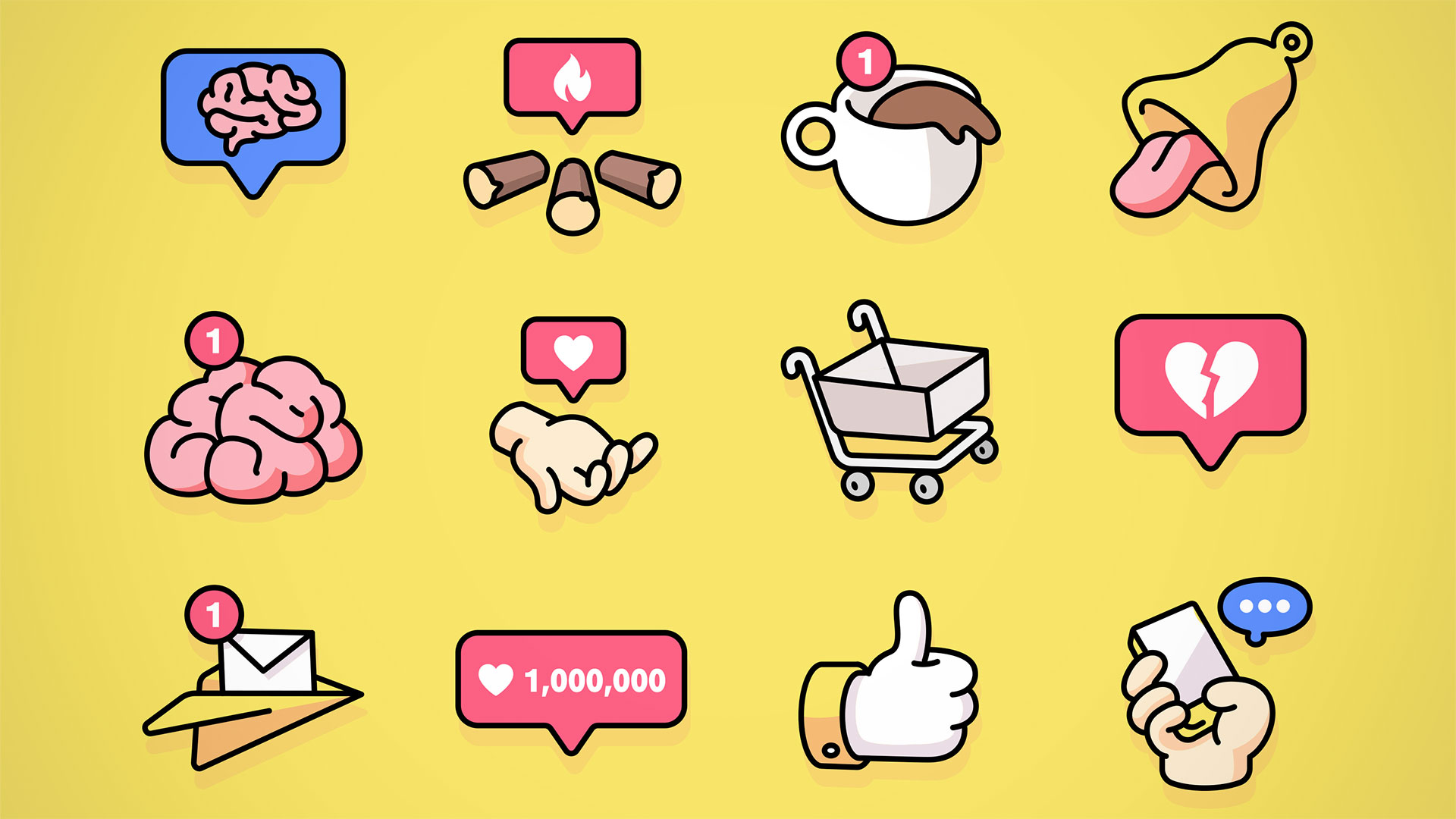 The Best Sets Of Free Icons Creative Bloq