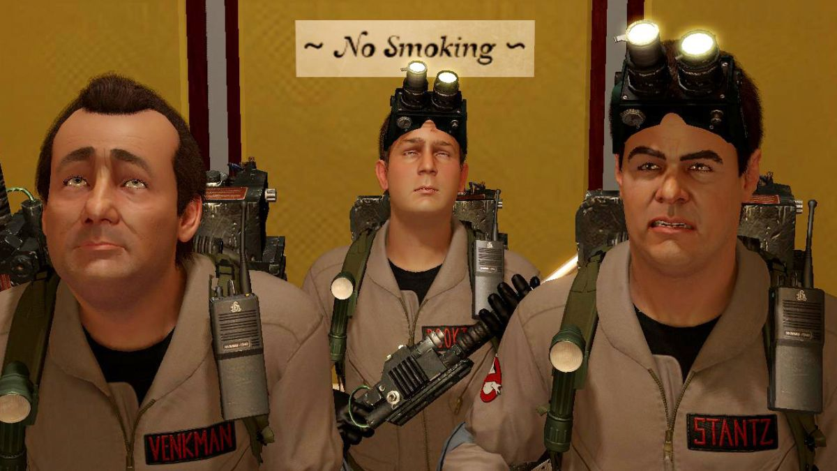 The remastered version of Ghostbusters: The Video Game is coming out in time for Halloween