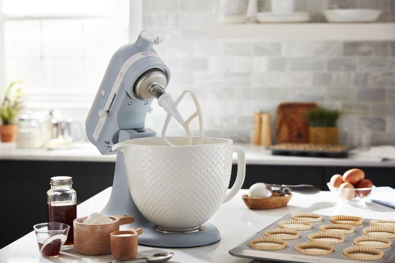 KitchenAid Black Friday: Misty blue kitchenaid mixer