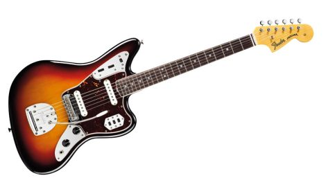 The '65 Jaguar is hugely more vintage-accurate and detailed than offshore interpretations or the current Classic Player Series in Fender's catalogue