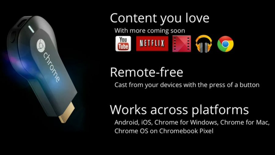 Chromecast has a Google TV OS at heart, piquing app devs' interest
