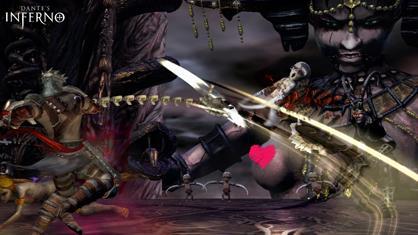 Tgs 09 Dante S Inferno Horrifying Nipple Boss Gamesradar