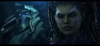 Starcraft 2 Launch