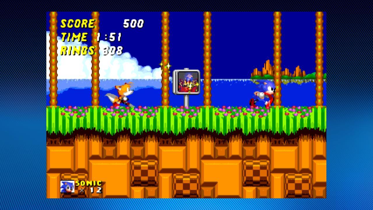Sonic The Hedgehog 2 Xbox Live Arcade Review Gamesradar