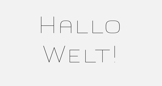 Create your own typeface with this new online tool