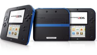Nintendo 2DS arriving in UK on October 12 for £110