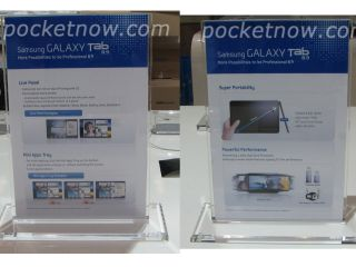 All the Samsung Galaxy Tab 8.9's secrets revealed by these unassuming spec sheets