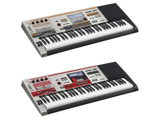 From top to bottom, the Casio XW-P1 and XW-G1.