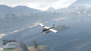 GTA 5 Dodo Seaplane