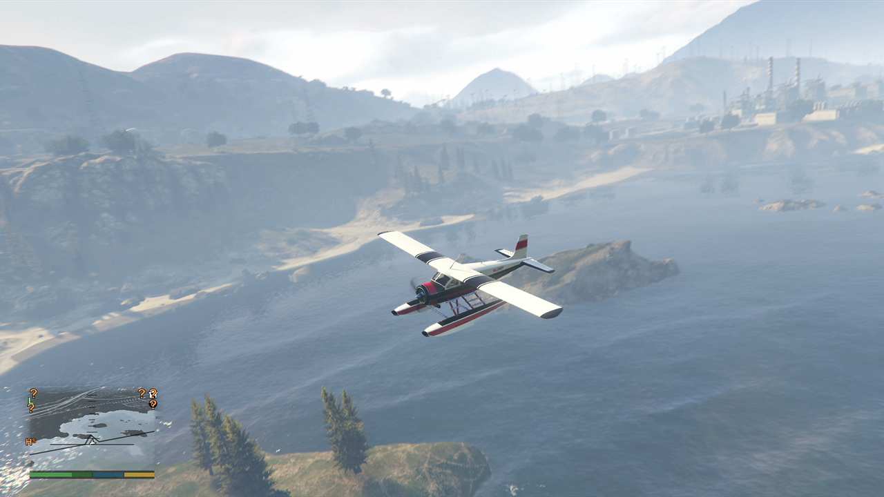 GTA 5 Dodo Seaplane Unlock and Location Guide | GamesRadar+