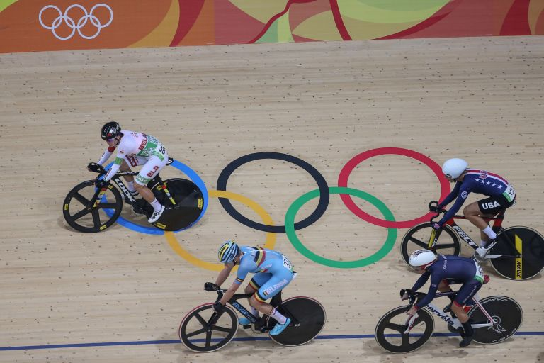 Track cycling at the Rio 2016 Olympic Games