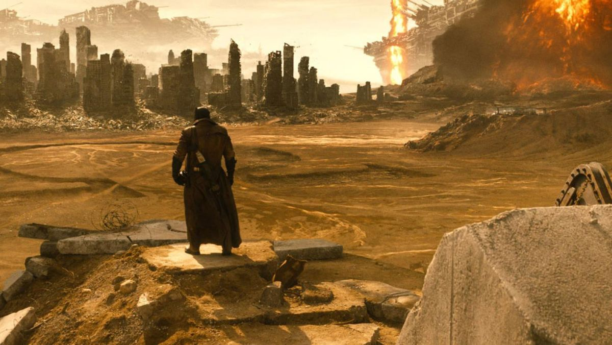 THAT dream sequence in Batman v Superman wasn't what you though it was (SPOILERS)