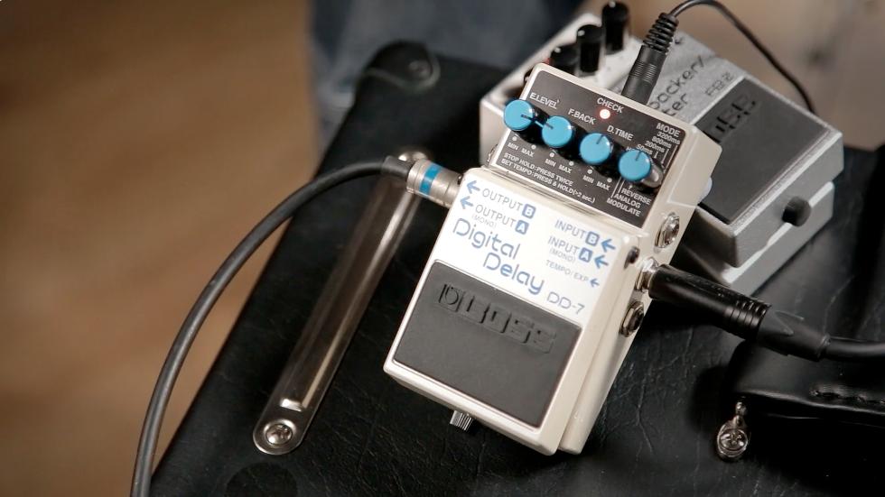 musicradar basics delay guitar effects pedals explained musicradar. Black Bedroom Furniture Sets. Home Design Ideas