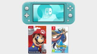 Cheap Nintendo Switch deal: get a great Switch Lite bundle for just £229 at Currys right now