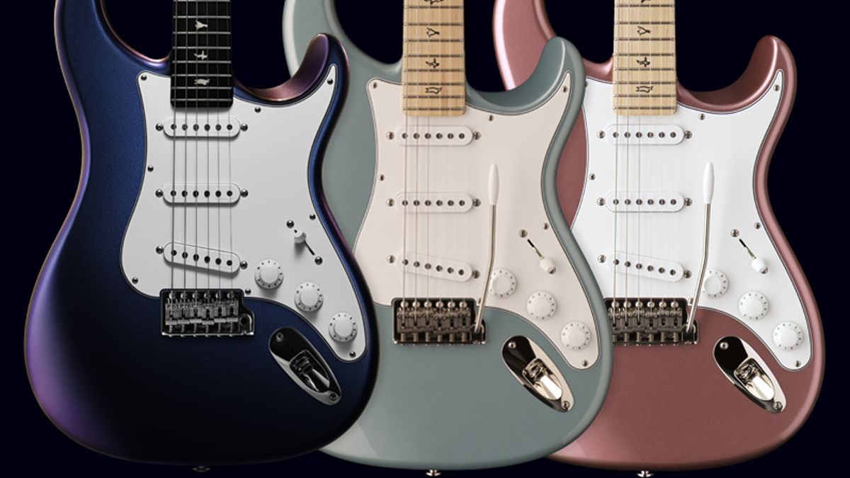 NAMM 2020: PRS is going to make a lot of people happy with its expanded John Mayer Silver Sky lineup