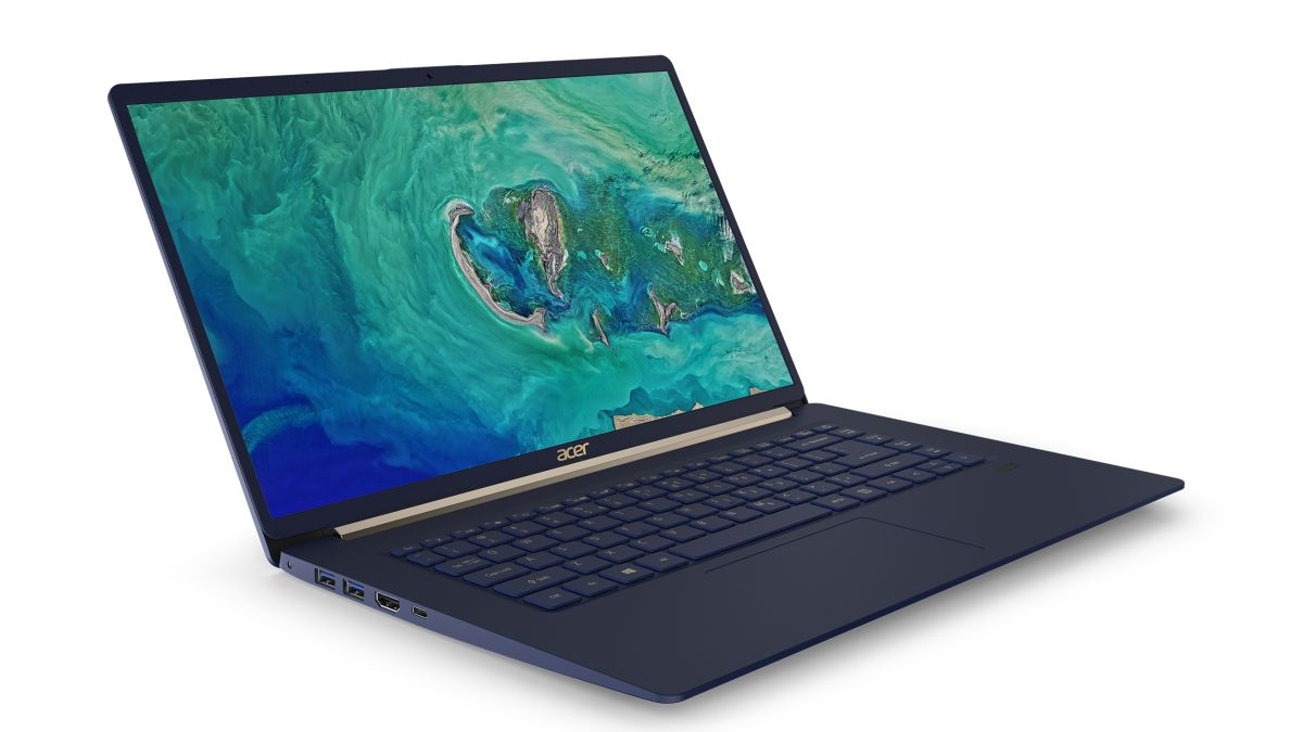 Acer updates its Swift 5 lineup with 15-inch version