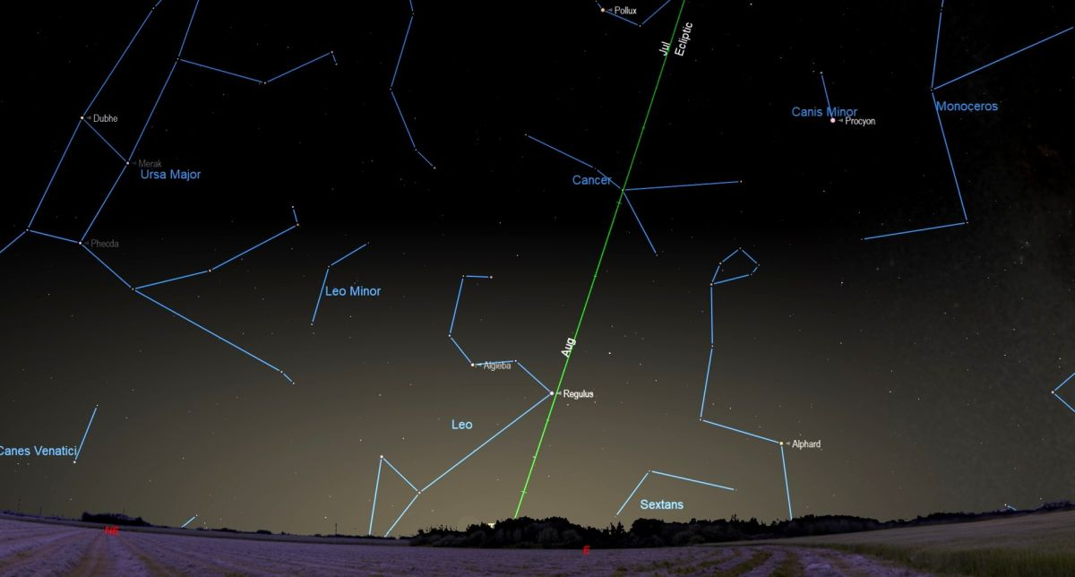 Night Sky, September 2019: What You Can See This Month [Maps