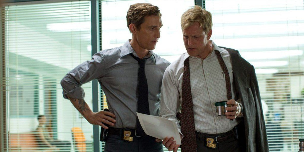 Matthew McConaughey, Woody Harrelson - True Detective Season 1