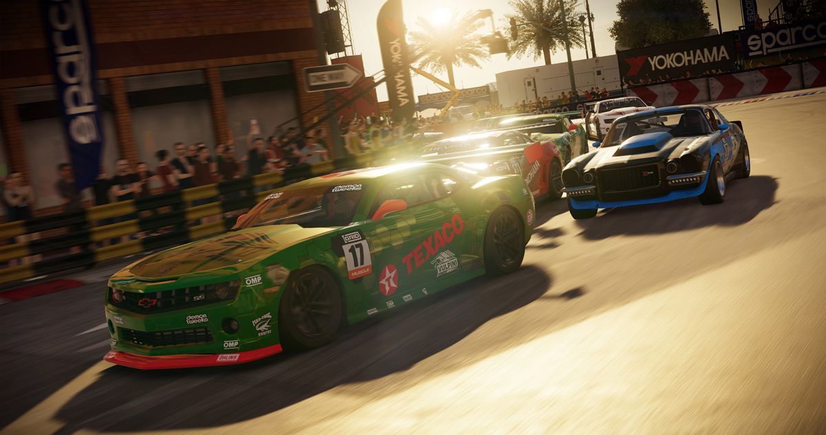 Surprise! A new GRID racer is coming this year