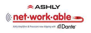 Ashly Expands Dante-Connected Amplifier Configurations