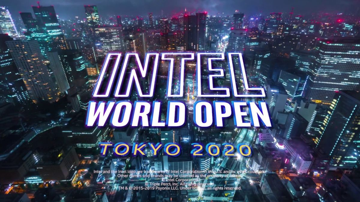 Esports is at the 2020 Olympics as Rocket League and Street Fighter 5 feature in Intel World Open